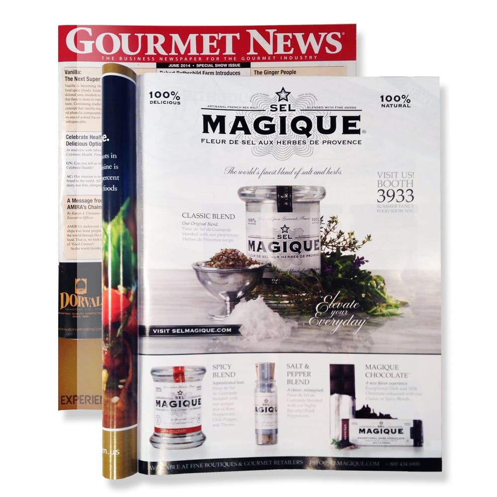 Sel Magique in Gourmet News