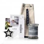 Sel Magique - Jar Bag - Salt & Pepper Salt Blend