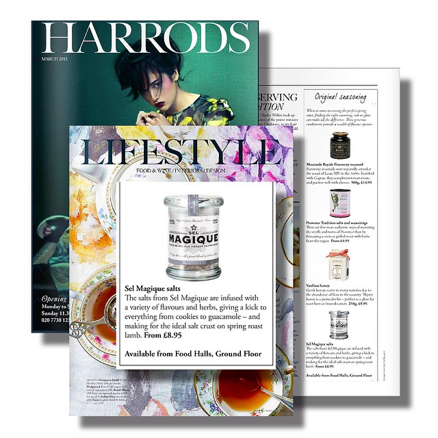Harrods - Press